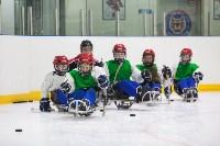 """Детская следж-хоккейная команда """"Тропик"""", Фото: 31"""