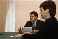 Владимир Груздев с визитом в Алексин. 29 октября 2013, Фото: 6