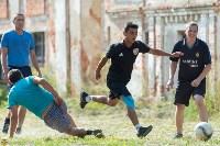 """Молодежка """"Арсенала"""" сыграла с командой заключенных, Фото: 5"""