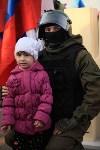 Празднование годовщины воссоединения Крыма с Россией в Туле, Фото: 42