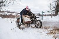 От зимнего мототоксикоза – мотослет «Самовар-Треффен» , Фото: 42