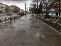 В Туле моют тротуары, Фото: 5