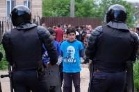 В Плеханово начали сносить дома в цыганском таборе, Фото: 51
