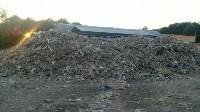 В Тульской области незаконно сжигали московский мусор, Фото: 7