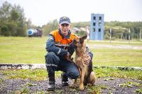 Испытания кинологов в Тульском спасательном центре, Фото: 26