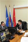 Жители области пожаловались Владимиру Груздеву на плохие дороги и проблемы ЖКХ, Фото: 2