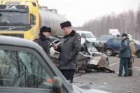 ДТП на трассе М2 12.03.18, Фото: 19