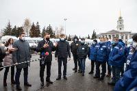 Алексей Дюмин передал региональному Центру медицины катастроф 39 новых автомобилей, Фото: 35
