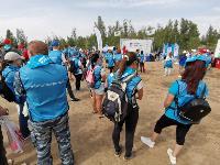 В Кондуках прошла акция «Вода России»: собрали более 500 мешков мусора, Фото: 8