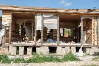 Плеханово, итоги дня: В таборе принудительно снесли первые 10 домов, Фото: 11