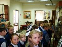 Тульские школьники попробовали фронтовой хлеб, Фото: 1
