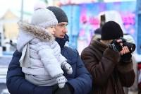 Арт-объекты на площади Ленина, 5.01.2015, Фото: 43