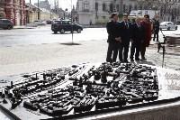 В Туле появилась новая скульптура «Исторический центр города», Фото: 11