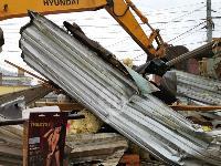 Снос незаконных павильонов в Заречье, Фото: 42