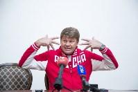 Мастер-класс от Дмитрия Губерниева, Фото: 12