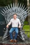 Железный трон в парке. 30.07.2015, Фото: 27