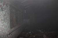 Пожар в здании бывшего кинотеатра «Искра». 10 марта 2014, Фото: 14