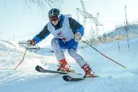 Первый этап чемпионата и первенства Тульской области по горнолыжному спорту, Фото: 55