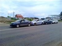 Аварии на Новомосковском шоссе. 13.06.2014, Фото: 3