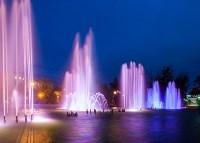 В Кировском сквере открылся светомузыкальный фонтанный комплекс: Фоторепортаж Myslo, Фото: 11