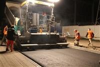 В Туле начались работы по укладке асфальтового покрытия, Фото: 5