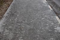 Гололед в Платоновском парке, Фото: 9