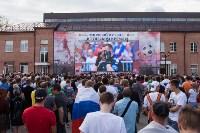 Футбол на большом экране в Тульском кремле, Фото: 50