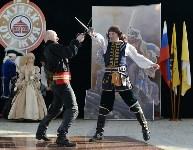 В музее оружия показали театральное шоу, Фото: 27