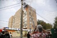 Пожар на проспекте Ленина, Фото: 15