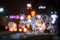 Как украсили Тулу к Новому году, Фото: 12