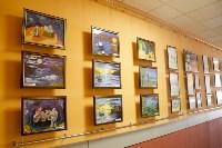 Выставка рисунков учащихся Тульского СВУ, Фото: 5