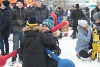Как туляки провожали зиму на набережной Упы, Фото: 18