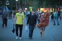 """Фейерверк в честь """"Арсенала"""" в Центральном парке. 16 мая 2014, Фото: 10"""