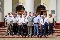 Юрий Андрианов поздравил тульских железнодорожников с профессиональным праздником, Фото: 23