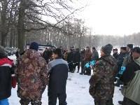 Соревнования по зимней рыбной ловле на Воронке, Фото: 1