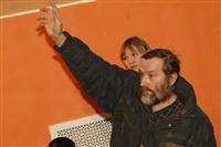 Владимир Груздев в Белевском районе. 17 декабря 2013, Фото: 54