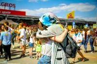 В Туле прошел фестиваль красок и летнего настроения, Фото: 110