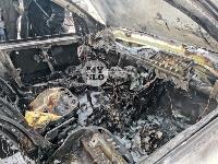 В Туле на улице Ф. Энгельса сгорел припаркованный Ford, Фото: 9