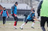 Тульский «Арсенал» начал подготовку к игре с «Амкаром»., Фото: 66