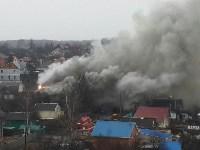 Пожар на улице Краснодонцев, Фото: 4