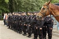 Конная полиция, Фото: 8