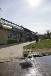 """На ул.9 Мая сгорел рынок """"Салют"""", Фото: 15"""