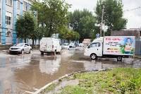 Затопленные ул. Мосина и ул. Тимирязева, Фото: 1