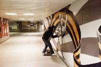 Граффити в подземном переходе на ул. Станиславского/2. 14.04.2015, Фото: 4