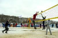 Турнир Tula Open по пляжному волейболу на снегу, Фото: 68