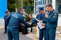 Соревнования добровольных пожарных, Фото: 1
