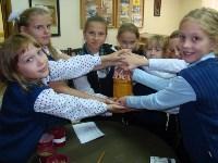 Тульские школьники попробовали фронтовой хлеб, Фото: 21