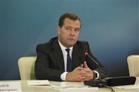 Медведев в Алексине, Фото: 21