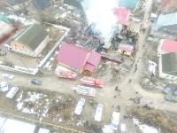 Пожар в цыганском поселении в Плеханово, Фото: 9