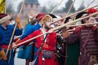 Средневековые маневры в Тульском кремле. 24 октября 2015, Фото: 145